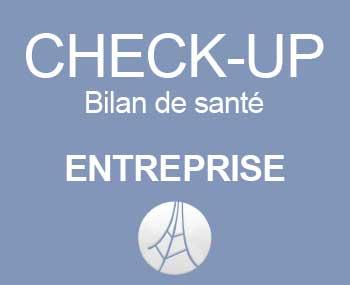 checkup bilan de santé entreprise paris