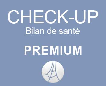 Checkup bilan de santé Premium Paris Prévention
